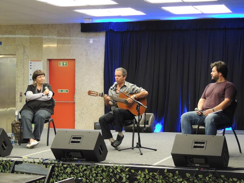 Marlui Miranda, Luis Perequê e Marcio Sartório – Crédito: Adriana André