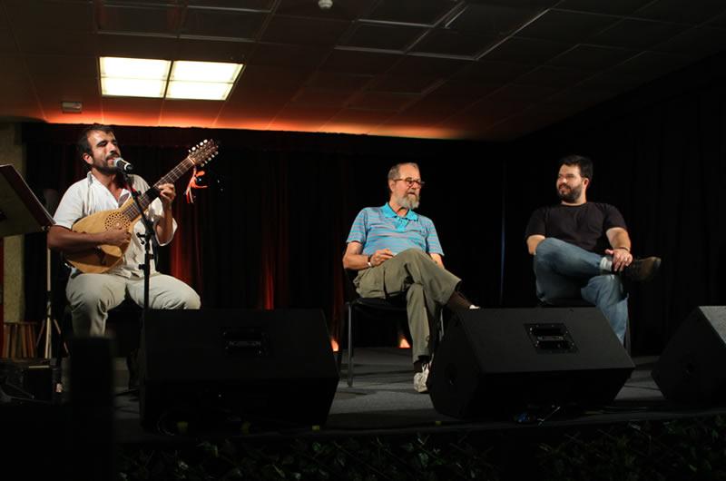 João Arruda, Carlos R. Brandão e Marcio Sartório – Crédito Adriana André